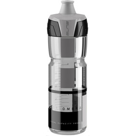 Elite Crystal Ombra Fume' Drinking Bottle 750ml grey